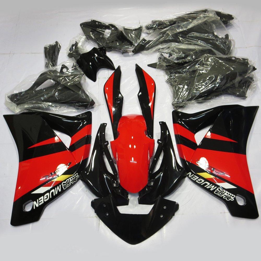 Motorcycle Fairing Kit Bodywork For Honda CBR 250 RR 11 CBR250RR CBR250 RR 2011 Fairings Injection Mold UV Red Black Painted for bmw s1000rr fairing s1000 rr s 1000rr s1000 rr 2010 2013 red and white injection mold bodywork fairings kit