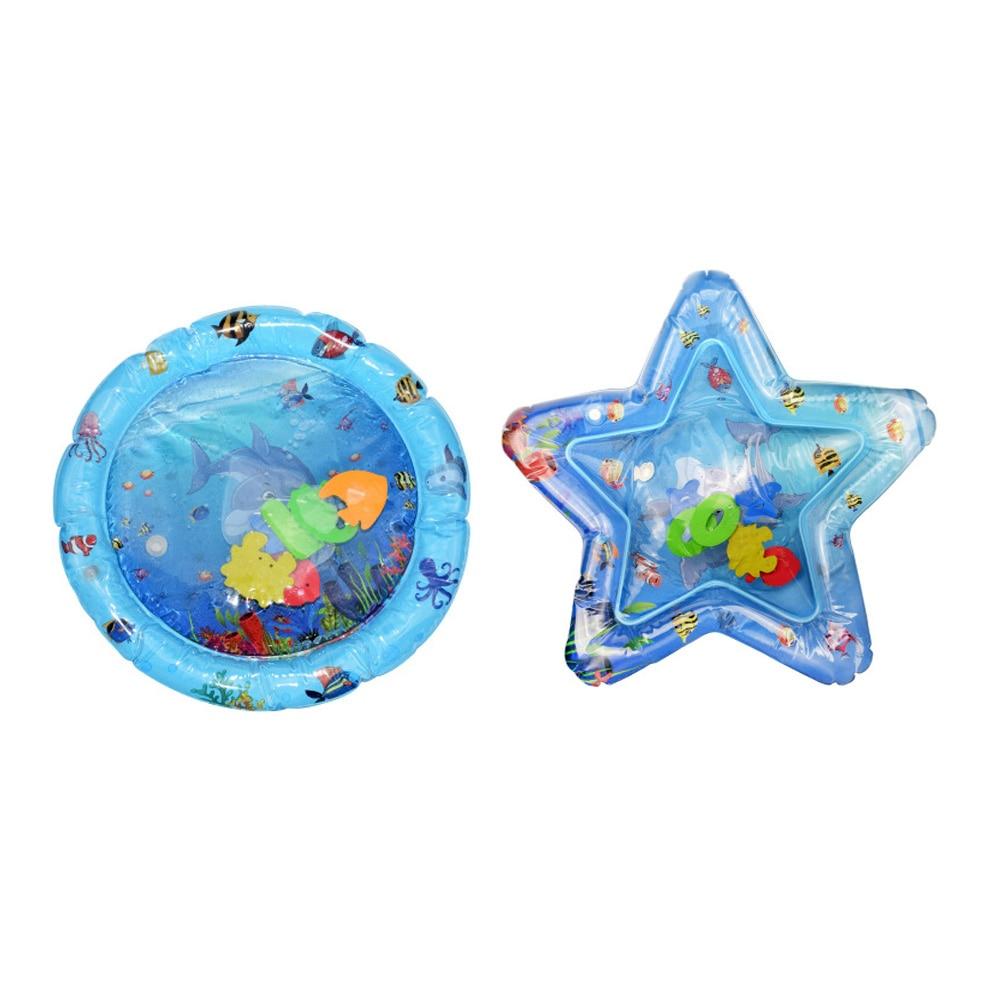Бассейн надувная подушка многоцветный Приморский надувные игрушки для водяное сиденье Прямая
