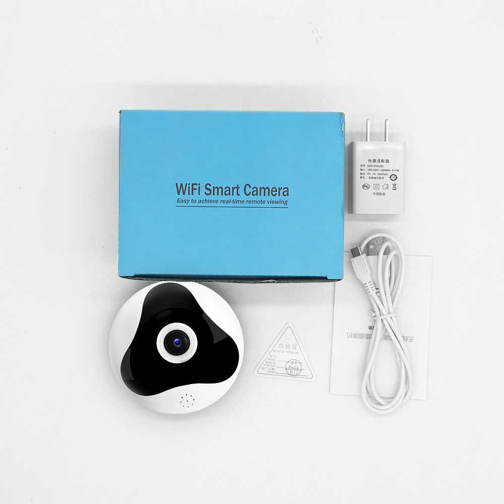 SDETER 1080 P 960 Беспроводной Wi-Fi IP Камера 360 градусов рыбий глаз панорамный CCTV безопасности Камера инфракрасное Обнаружение движения P2P Камера