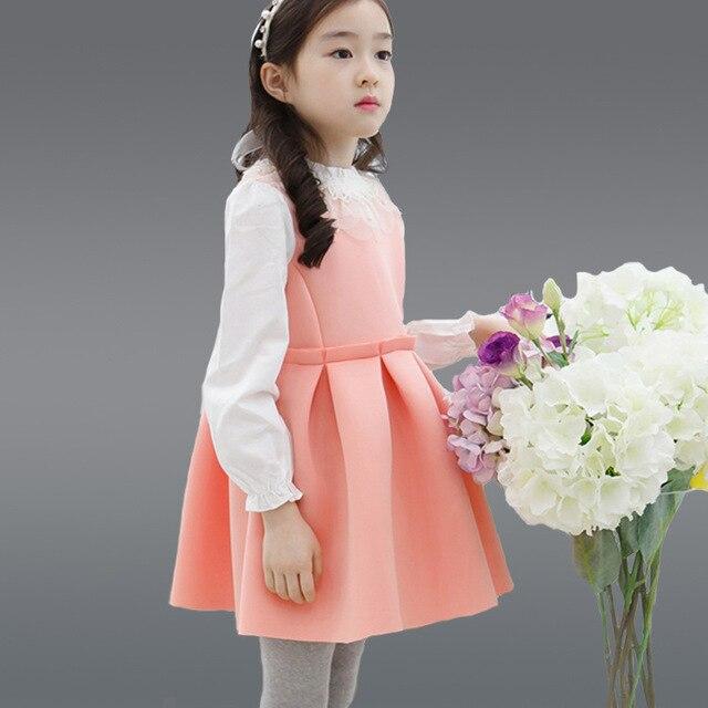 Children S Wear South Korea Girls Spring Autumn New Long Sleeve