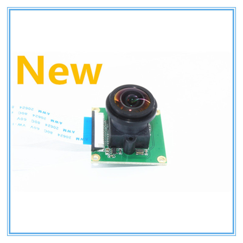Image 3 - Raspberry Pi Camera Module OV5647 5MP 175 Degree Wide Angle Fisheye Lens Raspberry Pi 3/2 Model B Camera Module-in Demo Board Accessories from Computer & Office