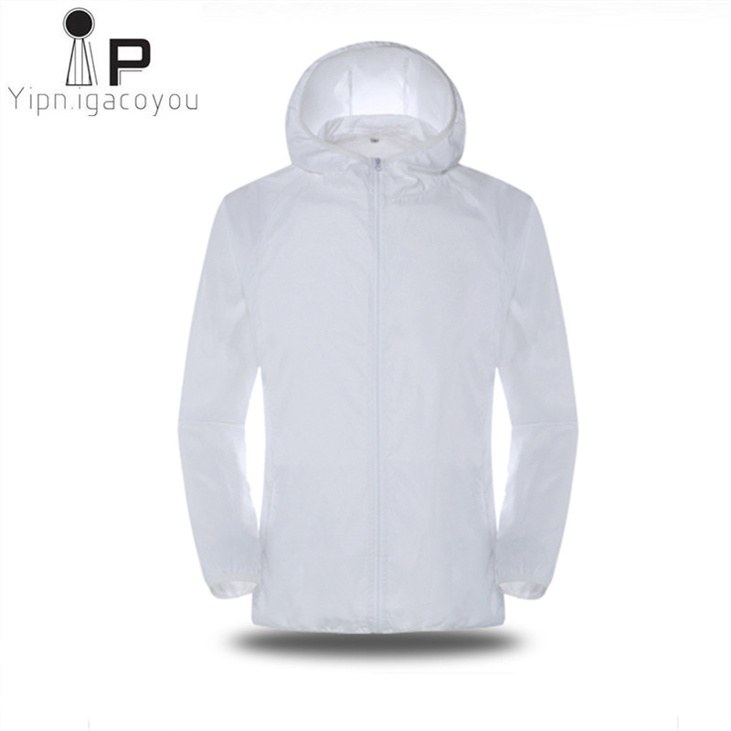 Thin Summer Womens Windbreaker 2018 Befree Plus size Long sleeve Hooded Short Jacket Women White/Black Casual Ladies Coats 3XL