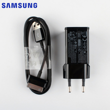 SAMSUNG Original Travel Wall Charger ETA-P11X For Samsung Galaxy Tab 2 N5100 P1010 P6210 P6200 P6800 P7300 P6800 P7500 P3100 ootdty us plug travel wall charger cable for samsung galaxy p1000 p6200 p3100 n8000 p5100 n8010 p7500 tablets charger dn001