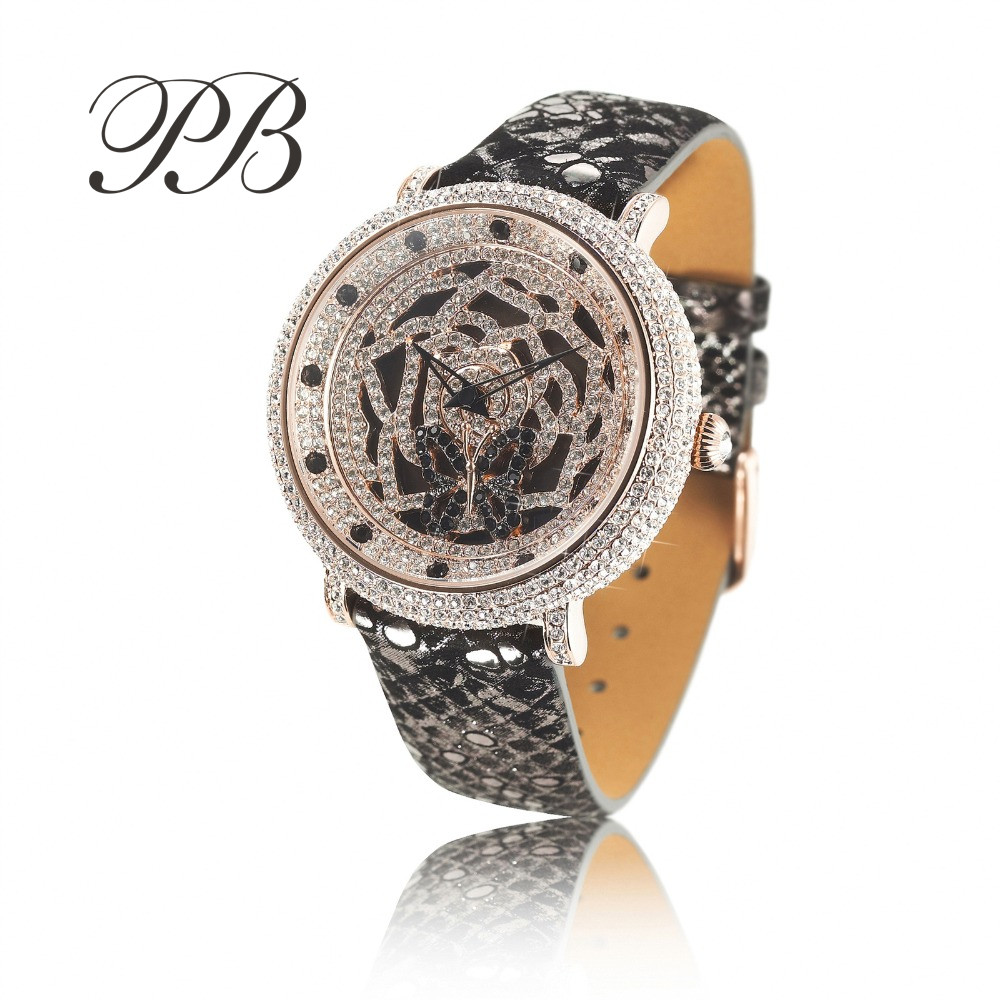 Online buy wholesale swarovski crystal watches from china swarovski crystal watches wholesalers for Crystal watches