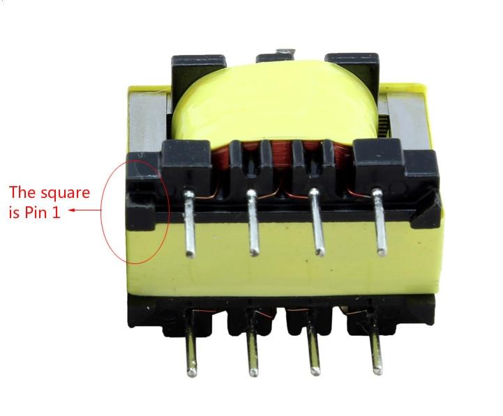 600: 50 K Permalloy audio transformateur Stimuler le transformateur transformateur D'isolement