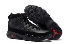 Jordan Air Ретро 9 IX Мужская баскетбольная обувь дух OG высокая верхняя высота увеличивающая рост непромокаемые кроссовки для мужчин обувь