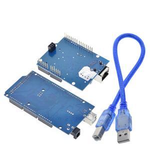 Image 3 - 1 set ShengYang UNO إيثرنت W5100 شبكة لوح تمديد SD بطاقة درع لاردوينو مع ميجا 2560 R3 Mega2560 REV3