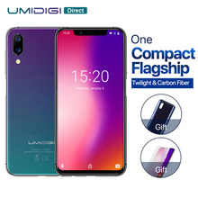 UMIDIGI One Global Version Android 8.1 Helio P23 Octa-core 4GB+ 32GB Cell phone 5.99