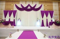 3sets of Pipe And Drape/Drapery Pipe Stand wedding backdrop/Wedding Decor Pipe And Drape/Stainess Steel Wedding Backdrop Stand