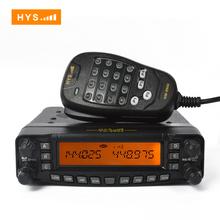 Mobile Car Radio VHF UHF Quad Band Transceiver Cross-band Scrambler Interphone 800CH 29/50/144/430MHz HYS TC-9900
