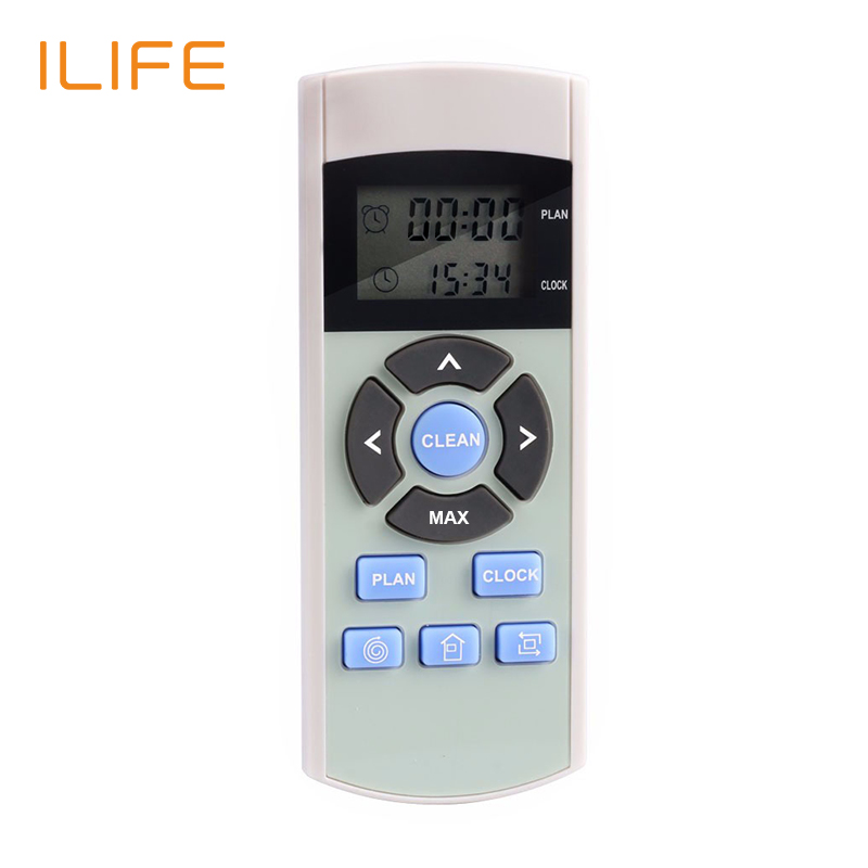 Original Remote Control For ILIFE A4 V5S Robot Vacuum Cleaner Replacements Accessories