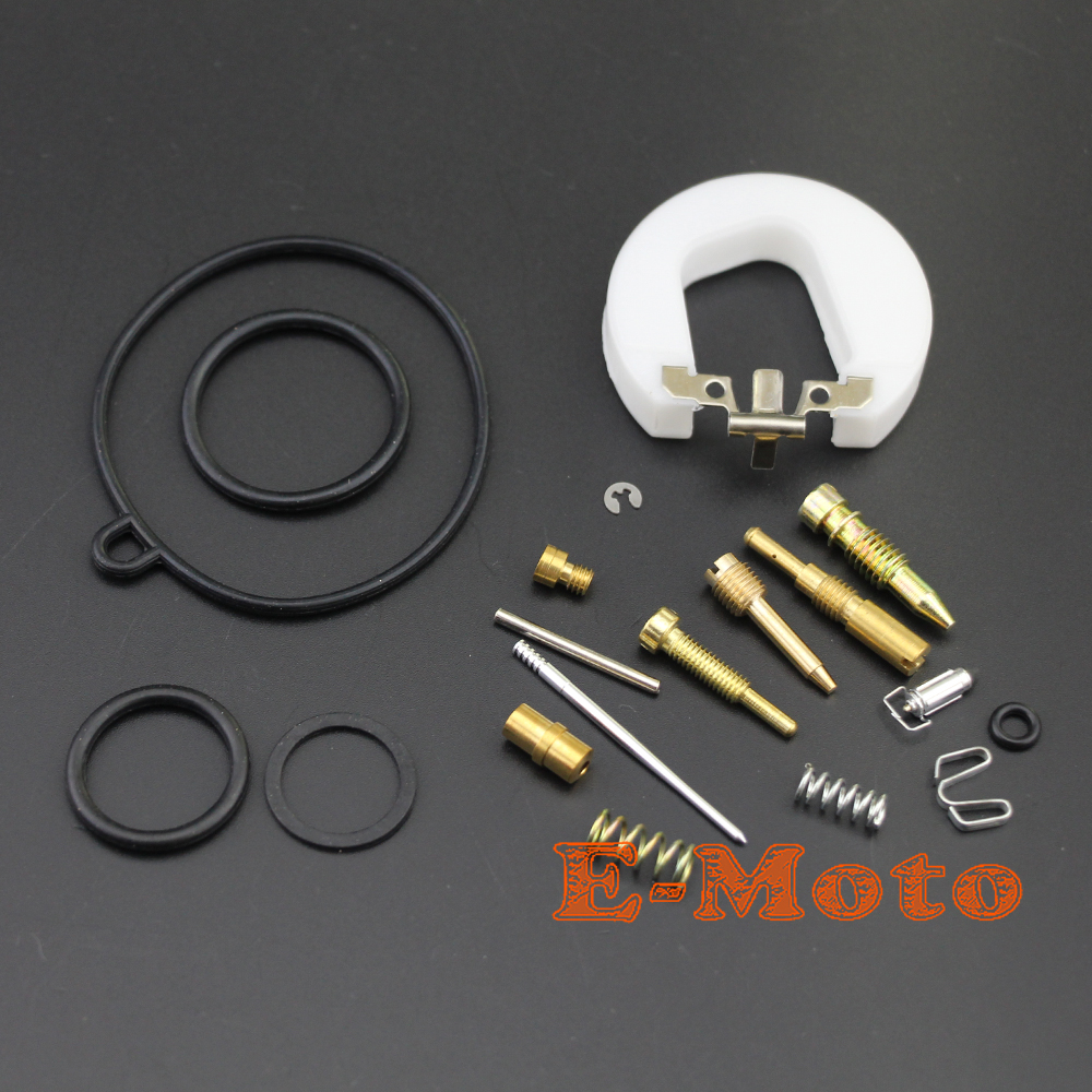 PZ19 19mm 125cc 110cc 90cc <font><b>70cc</b></font> 50cc <font><b>Carburetor</b></font> Carb repair rebuild kits Peace Kazuma ATV Quad Dirt Bike image