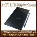 """10 pcs/lot genuino nueva 11.6 """"pantalla lcd para apple macbook air a1370 b116xw05 v.0 lp116wh4 2010-2015 reparación de un año probado"""