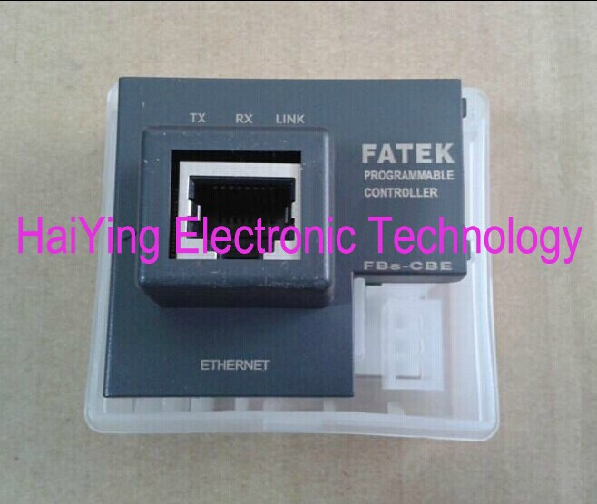 FATEK   FBS-CBE  New and original  Communication board   PLC communication plug-in new original communication board fx3u 232 bd