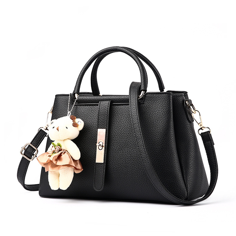 New Fashion leather Woman Bag New Designer Handbags Luxury quality Lady Shoulder