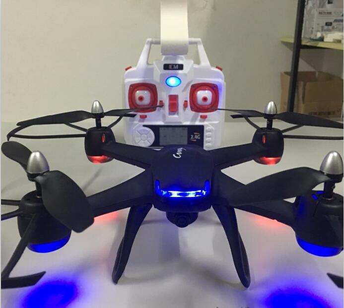 New WIFI FPV RC drone DM009 2.4G Air Pressure Height remote control RC Quadcopter helicopter with 5.0 MP HD camera five version