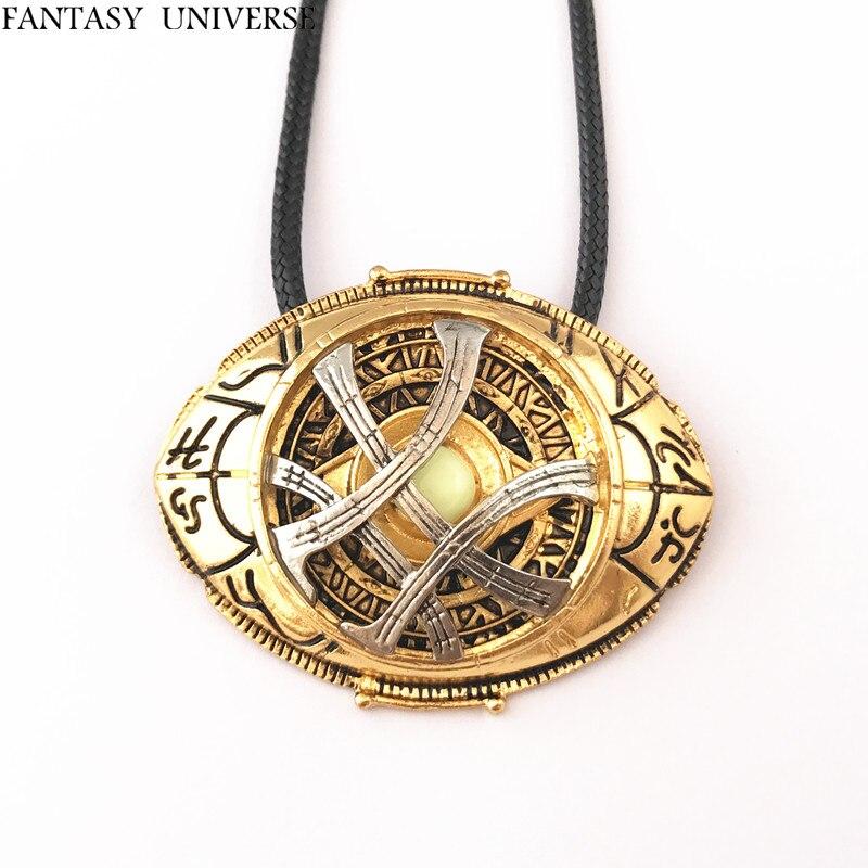 FANTASY UNIVERSE Freeshipping 20pc a lot Doctor Strange Necklace XMDJEL07