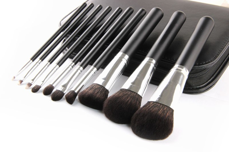 10 PCS makeup brush set 1