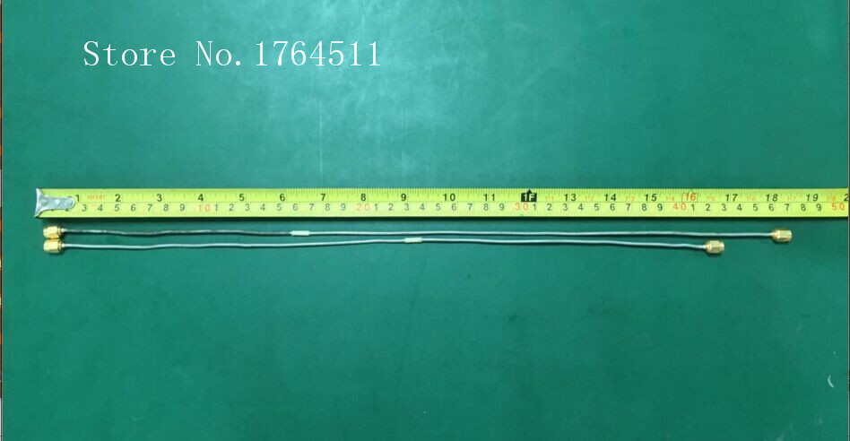 [BELLA] DC-20GHz SMA-JJ SMA SMA Import Revolution 47CM RF Test Cable  --5PCS/LOT