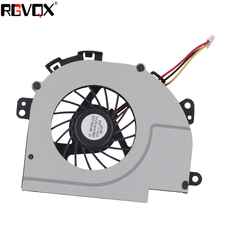Купить с кэшбэком New Laptop Cooling Fan for SONY For VAIO VGN-NS Original PN: UDQFRPR70CF0 CPU Cooler/Radiator