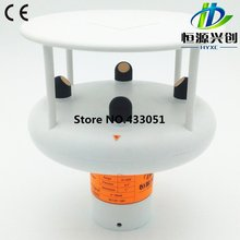 Ship wind speed and wind direction sensor, ultrasonic wind speed and wind direction measuring instrument forest wind