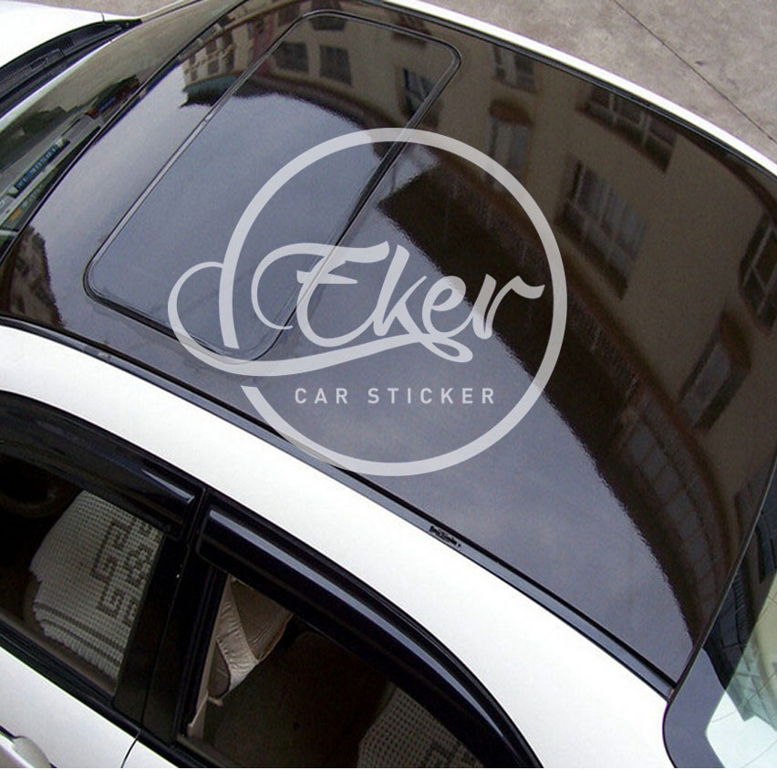 Top Stickers For Cars >> Eker Car Sticker 1 35x15m 4 4x49ft Free Shipping Glossy Black 3