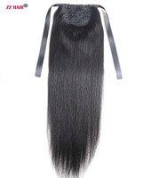 ZZHAIR 16 50cm 100 Brazilian Hair 100g Flip In Human Hair Extensions 1pcs Halo Hair Non