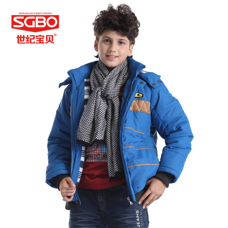 Spessa giacca invernale per il ragazzo 12 13 14 15 anni di