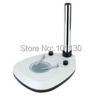 Zoom Microscope Pillar Base Supporter LED lights transmission reflection base stents