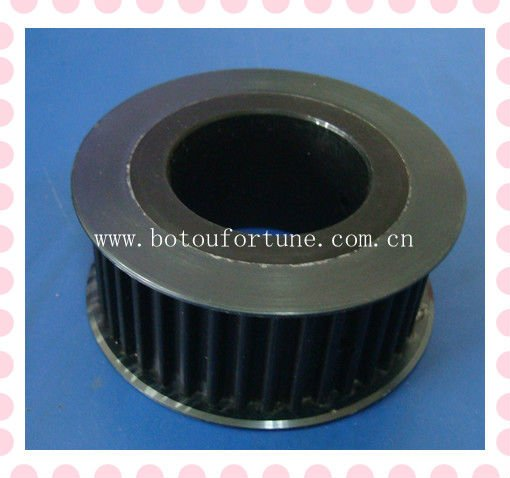 HTD5M timing pulley and belt 16mm width htd5m 20 teeth 25mm belt width aluminum timing pulley and timing belt