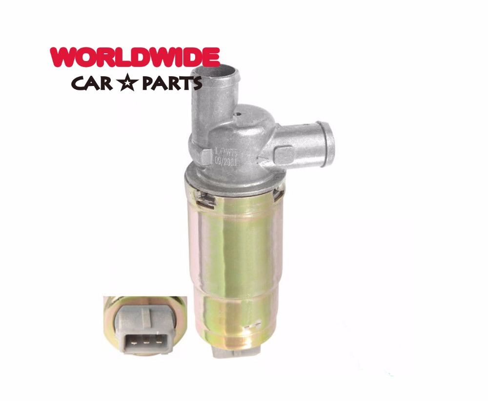 Free Shipping Idle air Control Valve For VW Gold Jetta PASSAT HYUNDAI ACCENT ALFA ROMEO FIAT KIA LANCIA SAAB 35150-22000 dsfvw003 idle air speed control valve iac 034133455 35150 22000 0280140505 for vw gold jetta audi hyundai