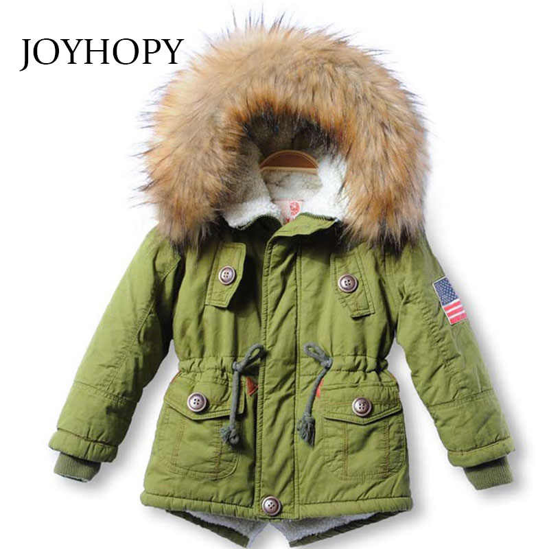 5beef33c3a22 Detail Feedback Questions about Teens Christmas Snowcoat Kids Winter ...