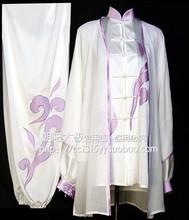 Customize Tai chi clothing Martial arts taiji clothes performance kungfu uniform embroidery for men women children boy girl kids