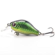 1PCS 5.5cm 9g pesca crankbait hard Bait tackle artificial lures swimbait fish japan wobbler Free shipping YE-76