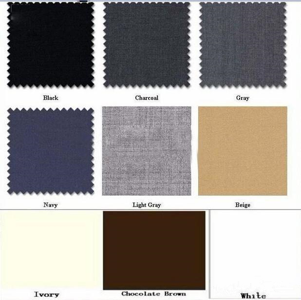 Men Suit Color