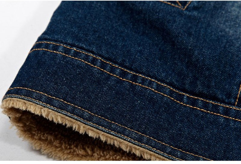 M~4XL New Retro Warm Denim Jackets Mens Jeans Coats Winter Jackets Brand AFS JEEP Thicken Denim Coat Men Outwear Male Asian Size (18)