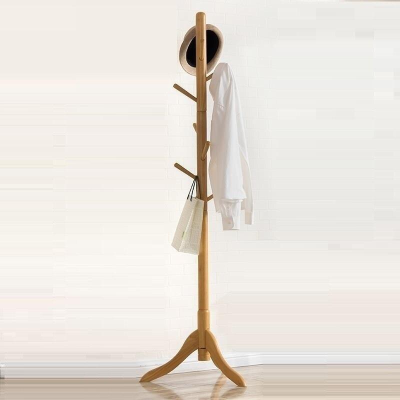 Na Ubrania Decorativos Aski Grucce Pared Hat Armario Wieszaki Wood Cintre Cabide Wieszak Perchero De Pie Coat Rack Clothes Stand