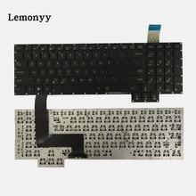 Новая клавиатура для ноутбука США для Asus G750 G750JH G750JM G750JS G750JW G750JX G750JZ английская черная клавиатура