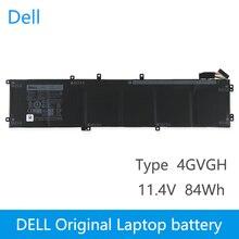 Сменный аккумулятор для ноутбука Dell Precision 5510 XPS 15 9550 серии 1P6KD T453X 11,4 V 84WH 4GVGH