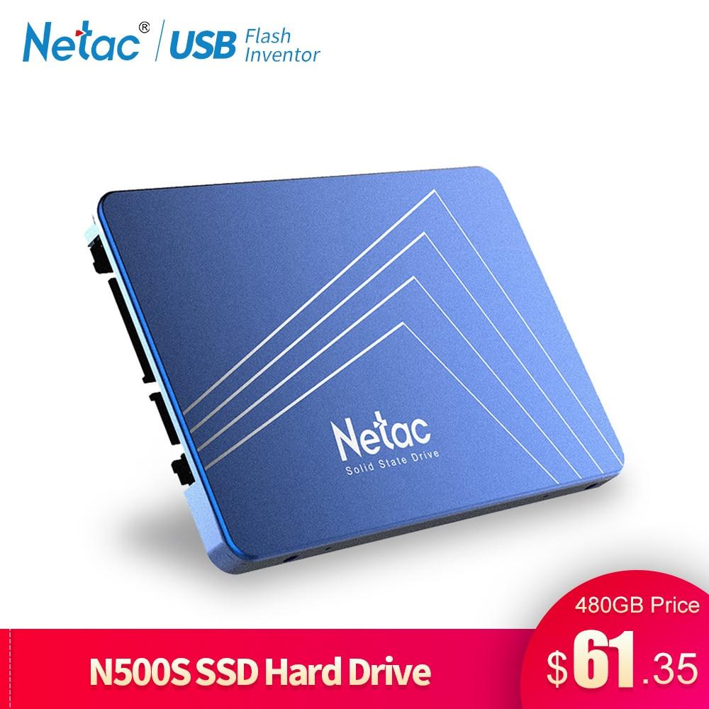 Netac SSD 240 GB 120 GB 480 GB 2,5