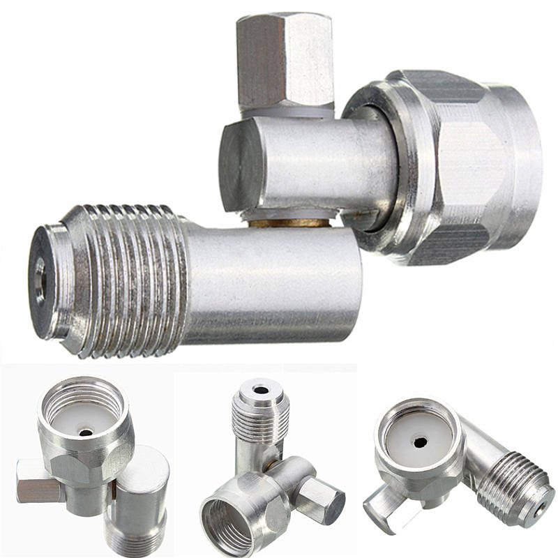 7/8'' F-7/8'' M Silver Universal Silver Swivel Joint Tool for Airless Spray Gun