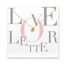 12 шт с карточкой модные ювелирные изделия 26 слов Алфавит Любовь