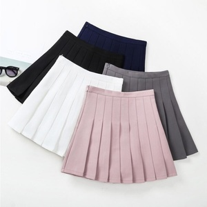 Image 1 - 2 14 Y School Childrens Skirt Kids Pleated Skirt Toddlers Philabeg Baby Toddler Teenage Clothes Big Girls A Line Skirts JW3937A