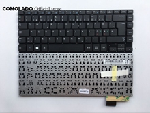 ND Nordic keyboard For Samsung 370R4E 450R4V NP470R4E 450R4Q NP-370R4E 450R4V NP470R4E 530U4E Laptop Keyboard ND Layout gr it ru uk us hungary layout new laptop keyboard with touchpad for samsung series 7 chronos np 700z3a np700z3a np 700z3ah