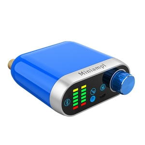 Image 5 - HIFI TPA3116 Bluetooth 5.0 Stereo Digital Power Amplifier Board 50W*2 with Audio Indicator Music Spectrum
