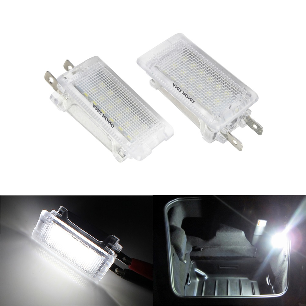 Porsche 911 997 501 W5W White Interior Door Bulb LED High Power Light Upgrade