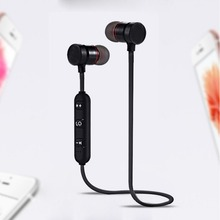 цена на Universal Bluetooth  Wireless in-ear Magnetic In-Ear Stereo Sports Phone In-Ear earphones