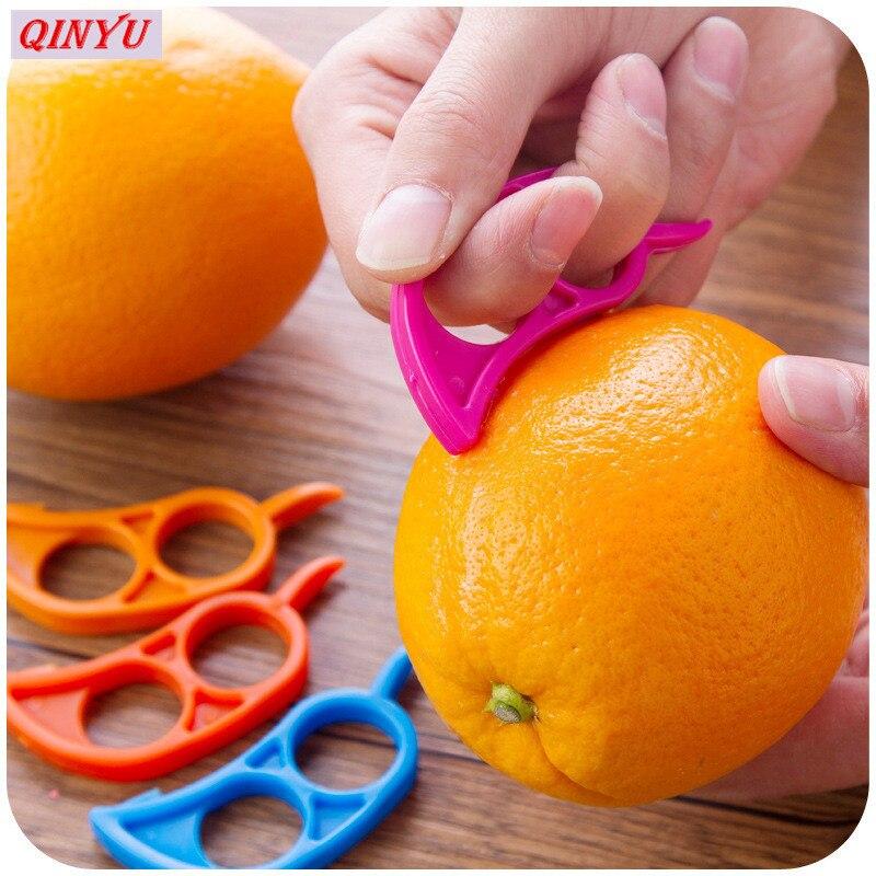 Creative 10 mice open orange peeling pomegranate fruit peeling Mouse ...