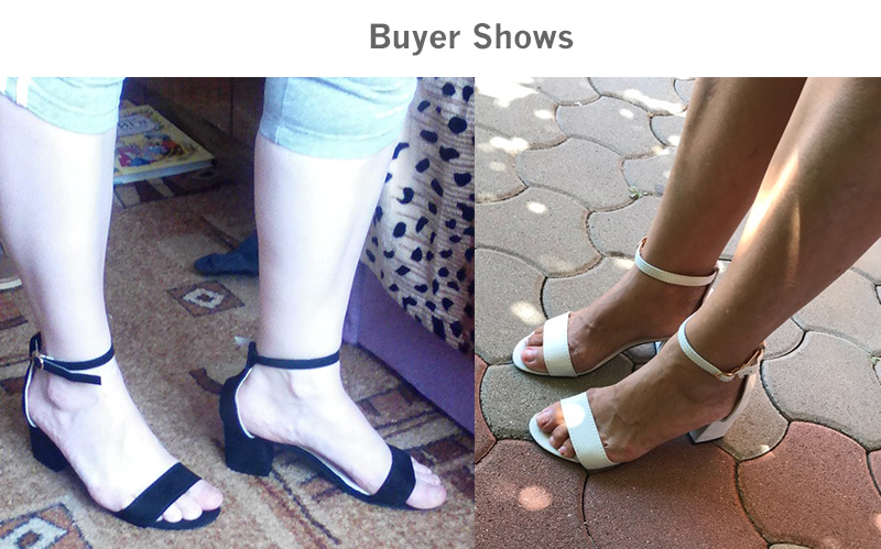 HTB1r8sguiOYBuNjSsD4q6zSkFXaC MCCKLE Summer Women Shoes Gladiator Buckle Strap Cover Heel Fashion Chunky Ladies Sandals For Woman Ankle Strap Footwear