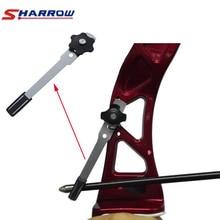 Sharrow 1 Piece Archery Clicker Aluminum Arrow For Shooting Hunting Bow Accessory Outdoor Sports